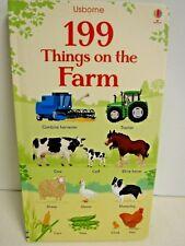 Usborne 199 Things On The Farm