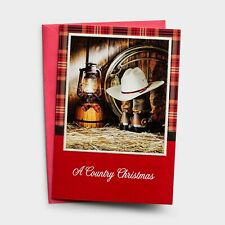 A Country Christmas - 18 Christmas Boxed Cards