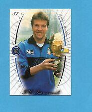 INTER CARDS 2000- numero 87- LOTHAR MATTHAUS -NEW