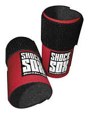 "Shock Sox Fork Seal Protector for Offroad 4"" Mini for Inverted Forks Red 4U-RED"