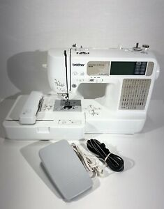 Brother SE425 Sewing and Embroidery Machine w/ Foot Pedal & Power Cord