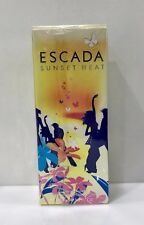 Escada - Sunset Heat Eau de Toilette 100ml Spray - New & Rare
