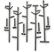 Ameristep 20 ft steel climbing sticks Stick Ladder for Hang On Treestand Hunting