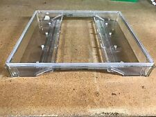 Code 3 Excalibur Light Bar Lower Clear Center Inboard Dome Base