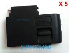 5 PCS NEW BATTERY COVER DOOR LID CAP FOR CANON EOS 350D 400D CAMERA