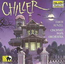 Chiller by Erich Kunzel (Conductor) (CD, Aug-1989, Telarc Distribution) FREE S&H