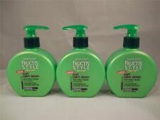 3 Garnier Fructis Style Curl Calm Down Anti-Frizz Cream STRONG for Hair 6oz Each