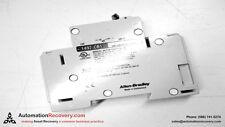 ALLEN BRADLEY 1492-CB1F040 SERIES C MINIATURE CIRCUIT BREAKER 4 AMP, NEW #142804