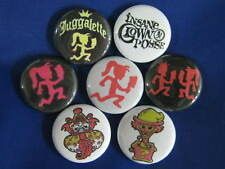 JUGGALETTE  ICP 7 New Pinbacks Buttons Badges