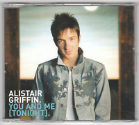 Alistair Griffin You And Me (Tonight) - In Your Smile (Acoustic) 2 Track CD Pop