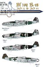 Eagle Cal 1/72 Messerschmitt Bf 109K-4 # 72075