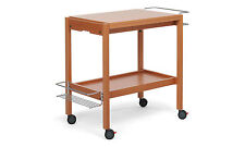 Foppapedretti Newton noce Carrello/tavolino | eBay