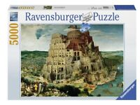 NEW RAVENSBURGER Puzzle 5000 Tiles Pieces Jigsaw The Tower of Babel