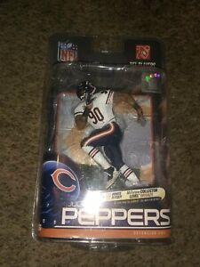 McFarlane SportsPicks 2011  NFL 25 Julius Peppers  CL # 692  Chicago Bears
