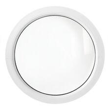 Rundfenster Fest / Weiß / VEKA / Maße 50, 55, 60, 65, 70, 75, 80, 90, 100 cm