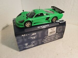 QQ 07024 FLY 05 Raging Saleen Green GB Track By fly