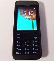 Nokia 220 Black (O2 & Tesco Network) Mobile Phone RM-970