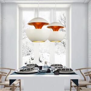 Kitchen Pendant Light Bedroom Chandelier Lighting White Lamp Bar Ceiling Lights
