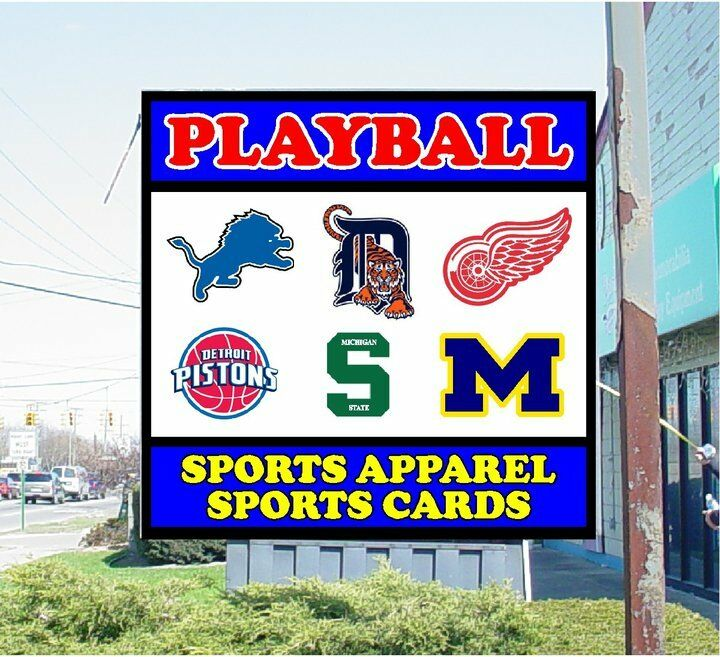 PLAY BALL SPORTS ON-LINE