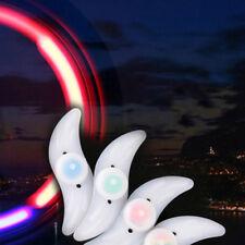 LED bicicletta bicicletta ruota bici raggio spoke cerchio fascino luce flas TW