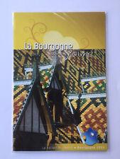 Lot Collectors timbres la Bourgogne comme j'aime 09 blister 10 TVP neufs + 10 ob