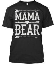 Custom Mama Bear - Premium Tee T-Shirt Premium Tee T-Shirt
