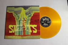 THE SIGHTS Most Of What Follows Is True LP Alive Rec. 0114 2010 VG++ SIGNED 00D