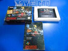 Killer Instinct - version française PAL FAH - Super Nintendo