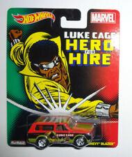 Hot Wheels Car : Luke Cage - MARVEL