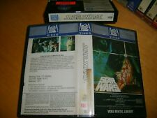 BETA *STAR WARS* 1982 Pre Cert RARE Oz 20th Century Fox Video Library 1st Issue!