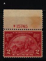 1924 Huguenot Walloon Sc 615 MNH nice original gum Hebert CV $27