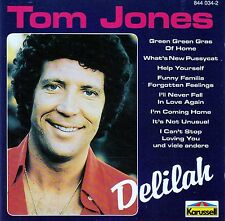 TOM JONES : DELILAH / CD