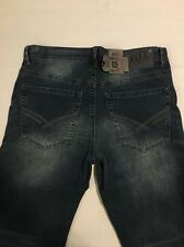 T.K. Axel Slim Straight Harwinton Stretch Jeans Size 32x32 Men's NWT
