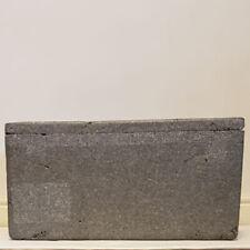Polystyrene grey insulated Small storage box, quality, storage, transport, cool