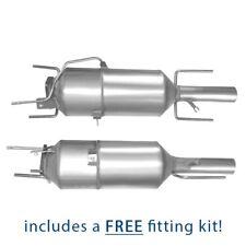 Diesel Particulate Filter DPF Saab 9-3 Vauxhall Signum Fiat Croma 1.9 Tid CDTi