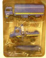 Roco 1353 H0 1:87 THW- Set Technisches Hilfswerk Sonderauflage 1989 neuwertig