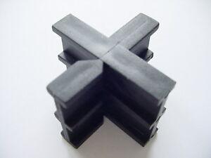 ABSTANDHALTER 'RT 8' für 8 mm T/X-Fugen/Rasenfugen/Betonpflaster (VE: 1.000 Sk.)