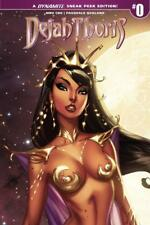 DEJAH THORIS #0 1:100 Campbell retailer incentive variant Bagged & Boarded NM-