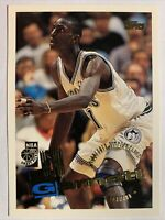 1995-96 Topps Kevin Garnett Rookie RC Sharp And Clean More Pics! A