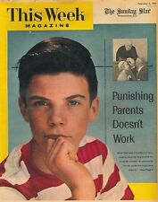 This Week Magazine February 3 1957 Here to Eternity Lancaster Quebec Boat Race