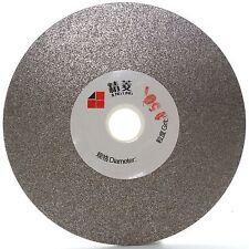 "4"" inch 100mm Grit 150 Diamond Coated Flat Lap Disk Grinding Polishing Wheel"