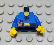 9x Minifigure Torsos Lot Castle Kingdom Fantasy Era Body Parts #12c LEGO