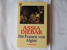 Die Frauen von Algier von Assia Djebar ( Taschenbuch )