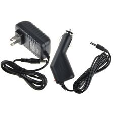 5V 1000mA Car Charger+Wall Power Adapter for Visual Land Tablet Connect 7 VL-879