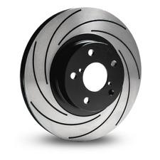 Tarox F2000 Discos de freno trasero sólido para Nissan Sunny (pulsar) GTI 2.0 16v (N14)