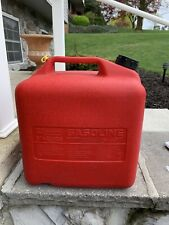 Chilton / Sears Craftsman 5-1/4 Gallon Gas Can No Spout
