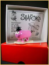 PIXI  Shadok + boite (antique toys lead)