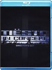 TIESTO - TIESTO IN CONCERT (DIRECTOR'S CUT)  BLU-RAY NEW+