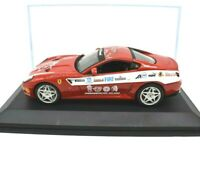 Model Car Racing Ferrari 599 Gtb Scale 1/43 diecast IXO modellcar Static
