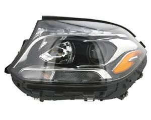 Headlight Assembly (Halogen) Magneti Marelli LUS8042 166 820 21 00